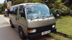 Nissan Caravan QD 32 1999