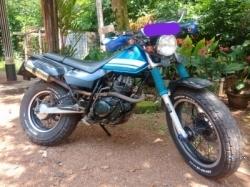 Yamaha TW 200 2015