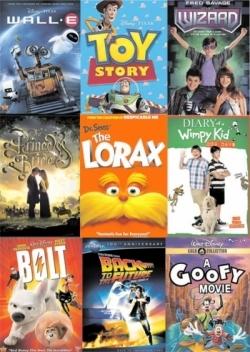 BEST CHILDREN MOVIE DVD