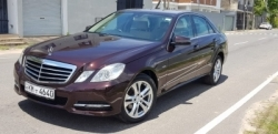 Mercedes Benz E200 Avantgarde 2010