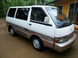 Nissan Vanette 1990