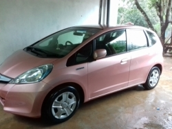 Honda Fit GP-1 2012