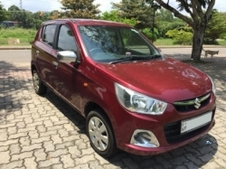 Suzuki Alto K10 Car for Rent