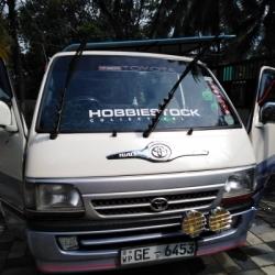 Toyota HiAce LH113 1995