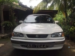 Toyota Corolla CE110 1996