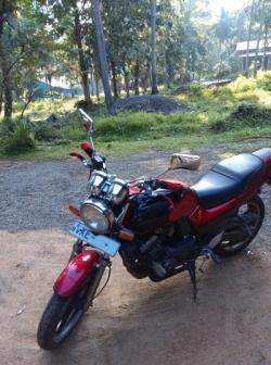 Honda Jade 2012
