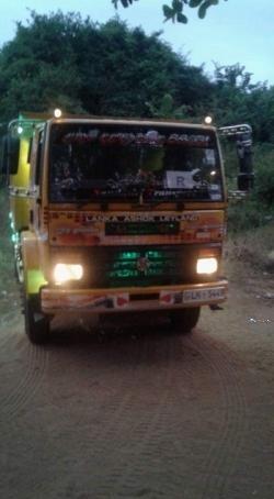 Ashok Leyland Tipper 2017