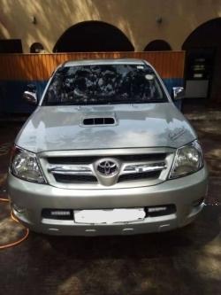 Toyota Hilux Cab 2007