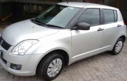 Suzuki Swift Beetle Car for Rent
