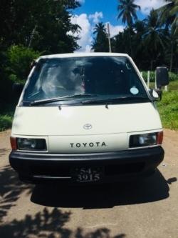 Toyota TownAce CR27 1989