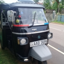 Piaggio Three Wheeler