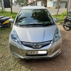 Honda Fit Gp1 2013