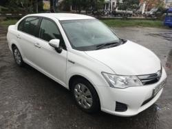 Toyota Axio G 2014