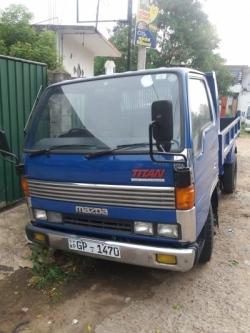 Mazda Titan Dump Truck 1994