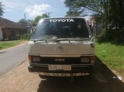 Toyota Hiace 1989