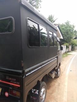 Mahindra Maxximo VX Lorry 2015