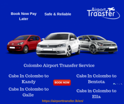 Sri Lanka Airport Transfer | Taxi From Colombo Airport to Sigiriya & Nearby Hotels