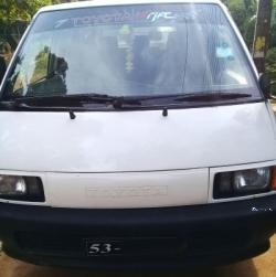 Toyota TownAce 1989