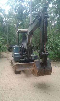 Heavy Machinery (Excavator)