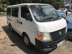 Nissan Caravan E25 2007