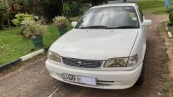 Toyota Corolla 110 1998