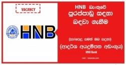 Call Center Associate – HNB Bank