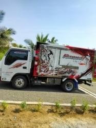 Isuzu Freezer Truck 2016