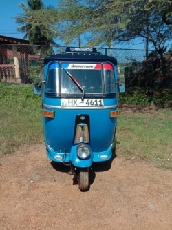 Bajaj 2 Stroke Three Wheeler 2004