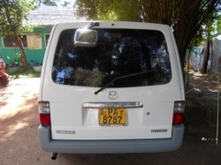 Mazda Bongo 2001