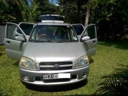 Suzuki Swift 2003