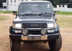 Toyota Land Cruiser Prado 1989