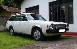 Mitsubishi Lancer Wagon 1979