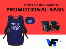 Home of Cap Experts Promotional Bags