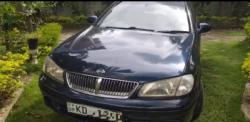 Nissan Sunny N16 EX Saloon 2003