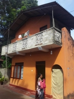 Two Storied House for Sale in Weligama