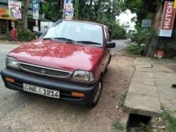 Suzuki Maruti 2002