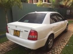 Mazda Familia BJ5P 1999