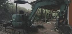 Excavation Backo