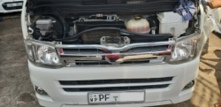Toyota KDH 201 GL PF-XXXX 2011