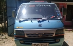 Toyota Hiace 113 1995