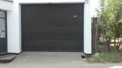 Remote Control Roller Door