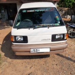 Toyota Lite Ace 1992