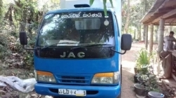JAC LT Lorry 2007