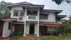 Two Storied House with Land for Sale in Rajagiriya