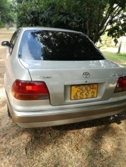 Toyota Corolla 110 SE Saloon 1995