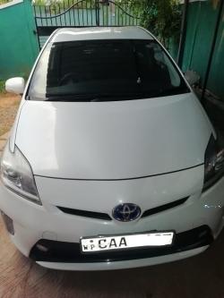 Toyota Prius G Grade 2012
