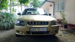 Hyundai Accent GLS-M 2006