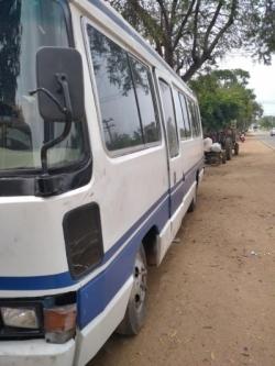 Toyota Coaster Bus 1989