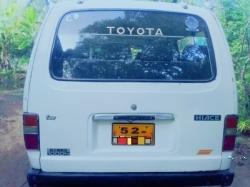 Toyota LH 20 1985