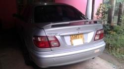 Nissan Sunny N16 Super Saloon 2001